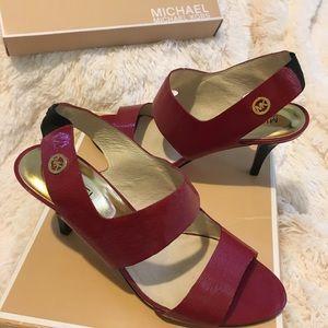 Michael Michael Kors Shoes/Rochelle Open Toe